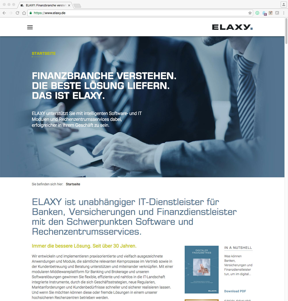 Elaxy-Website-2016